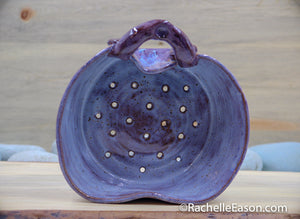 Berry Bowl in Lavender Mist - Ceramic Pottery - Glazed Stoneware