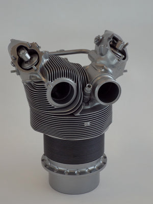 Pratt & Whitney Twin Wasp cylinder head