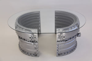 PEGASUS ENGINE CASING TABLE - OVAL
