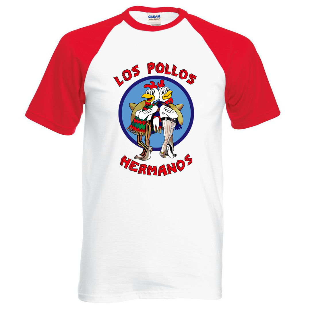 T-shirts Breaking bad Los Pollos Hermanos