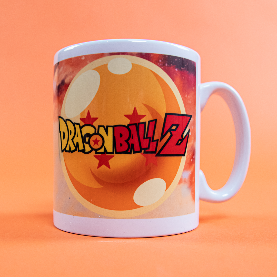 Mug Super Saiyan Dragon Ball Z