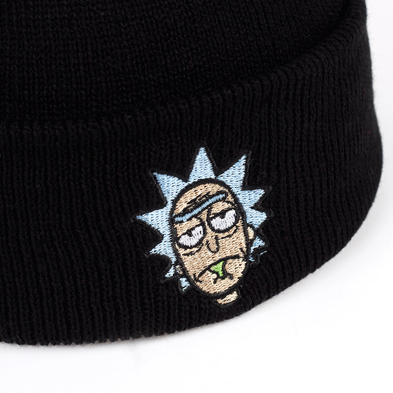 Bonnets Rick et Morty