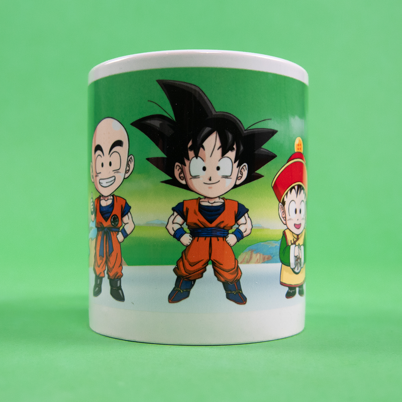 Mug Dragon Ball Z