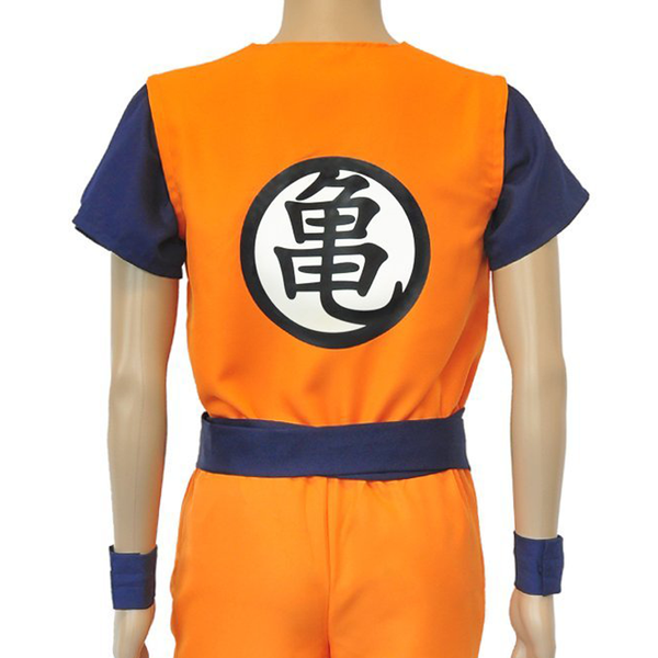 Costume de Goku - Dragon Ball Z