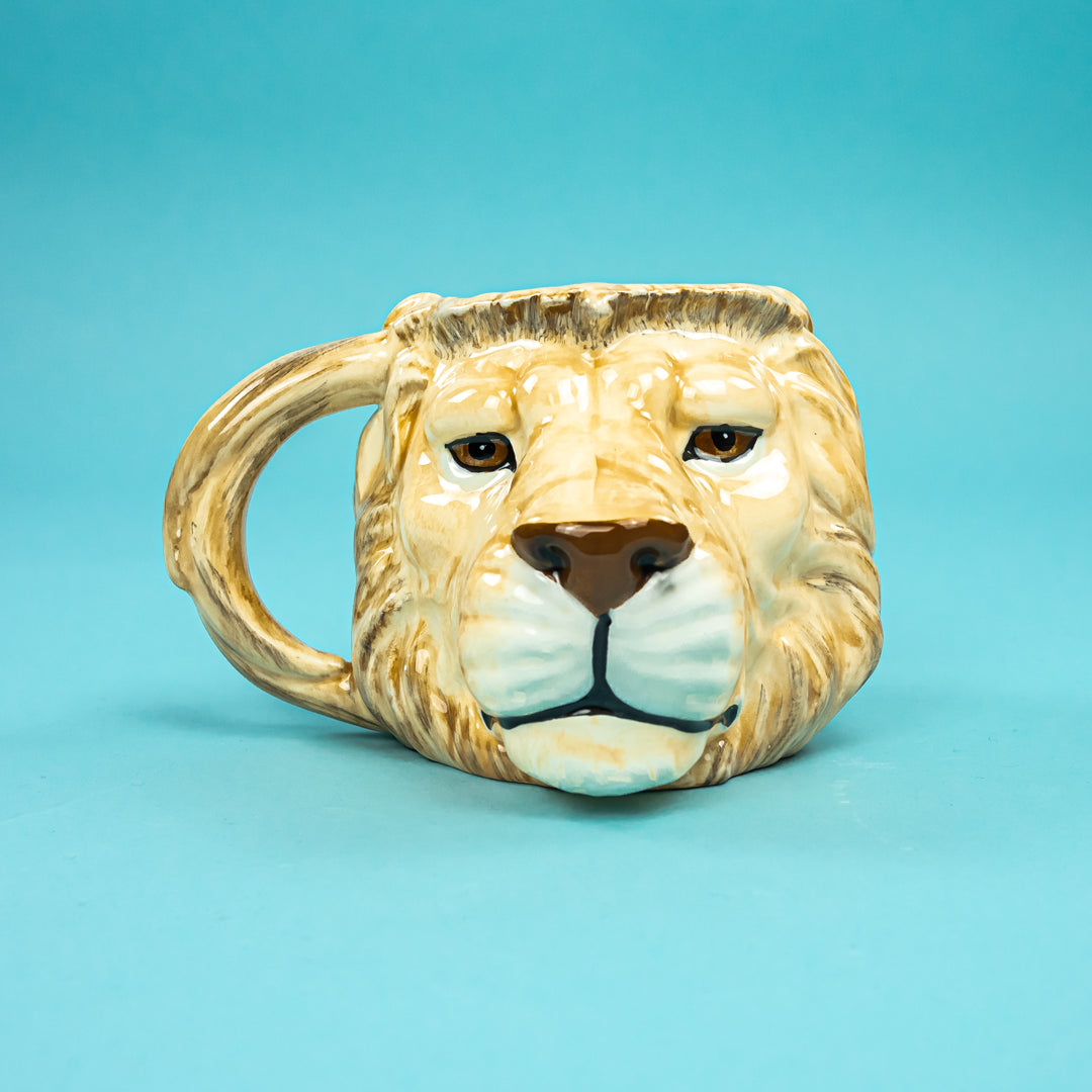 Mugs têtes d'animaux