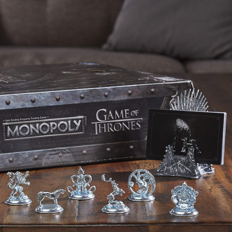 Monopoly sonore Game of Thrones Édition collector