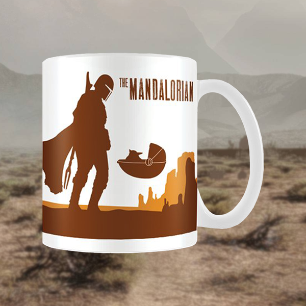 "Mug The Mandalorian ""This is the way"""