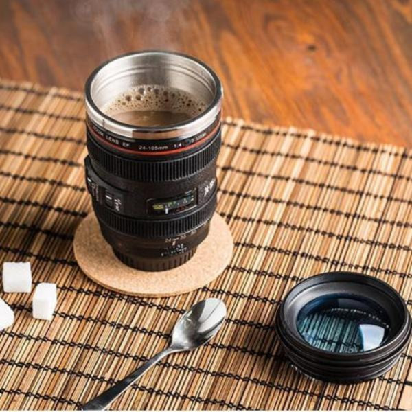 Mug Objectif Photo - Greenpills