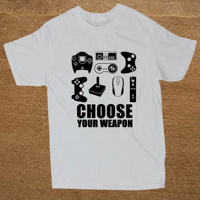 T-shirts Choose your weapon