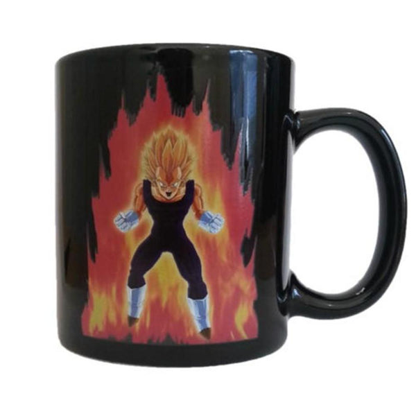 Mugs thermoréactifs Goku ou Vegeta