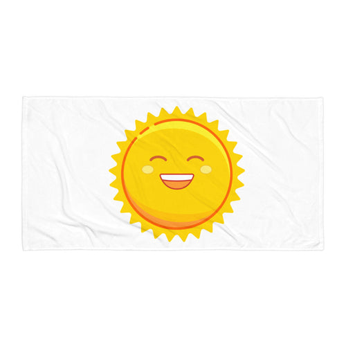 Weather Up Sun towel