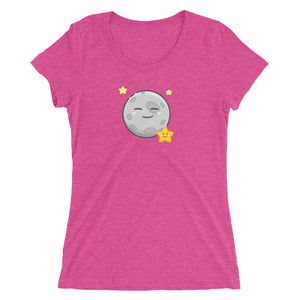 Weather Up Moon t-shirt (women's)