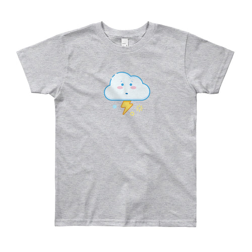 Weather Up Stormy t-shirt (youth)