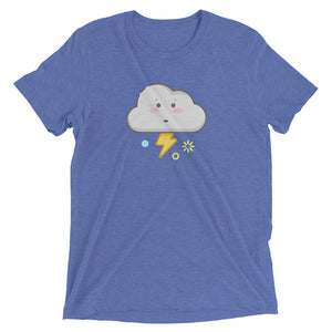 Weather Up Stormy Night t-shirt (unisex)