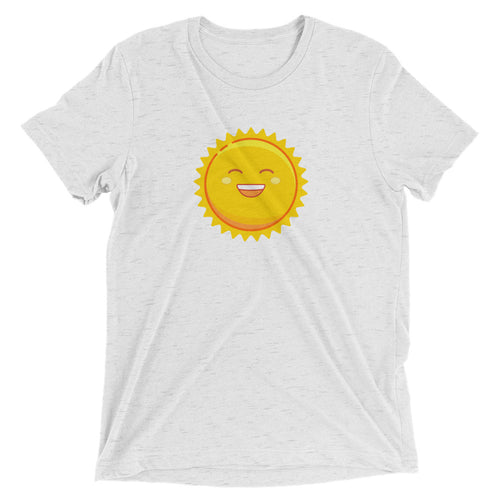 Weather Up Sun t-shirt (unisex)