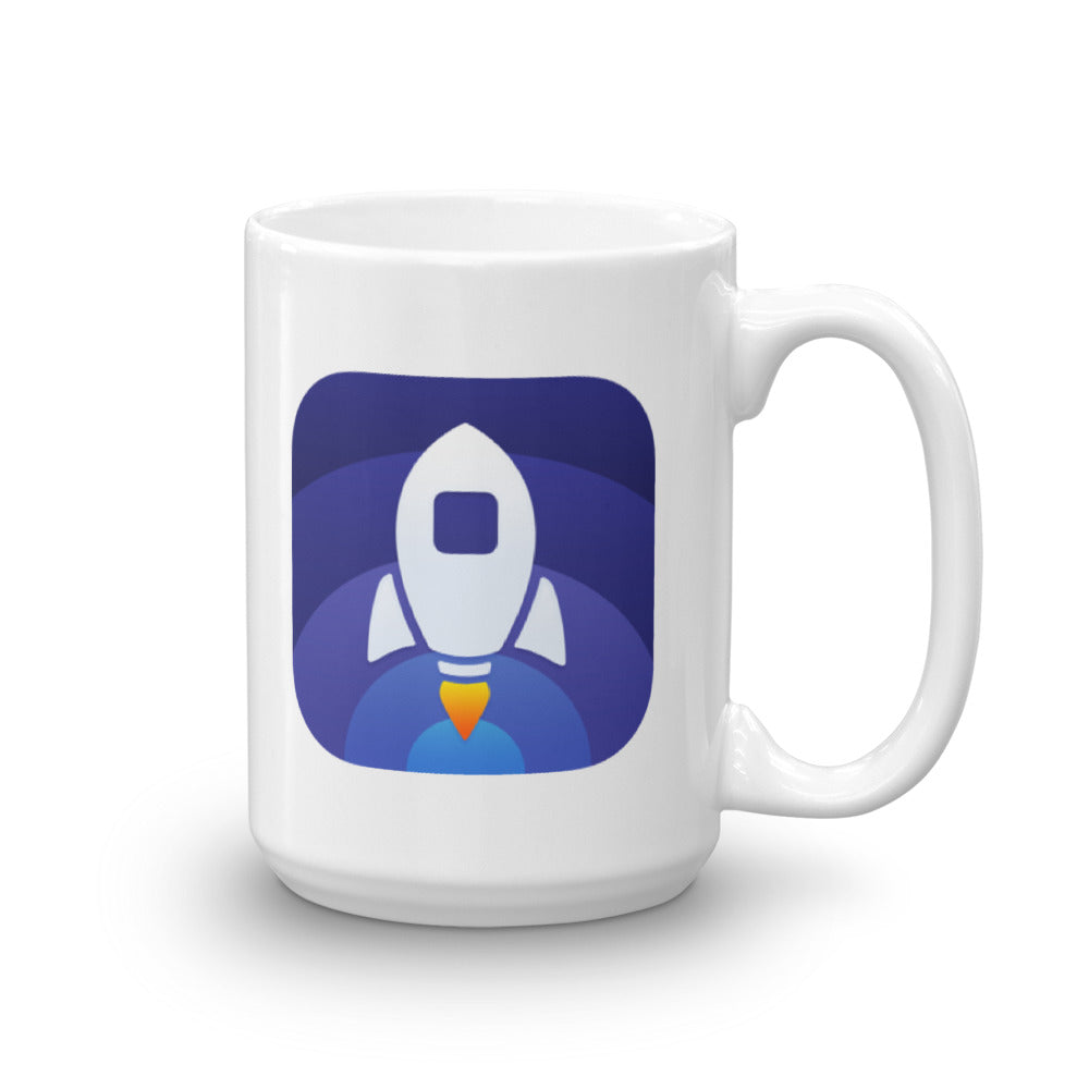 Launch Center Pro Icon Mug