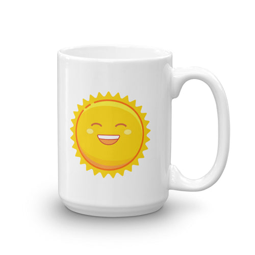Weather Up Sun mug