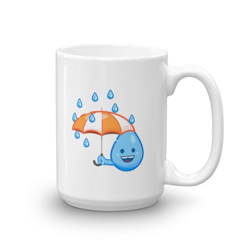 Weather Up Rain Showers mug