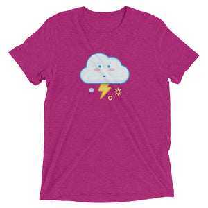 Weather Up Stormy t-shirt (unisex)