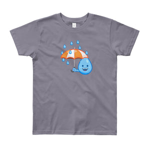Weather Up Rain Showers t-shirt (youth)