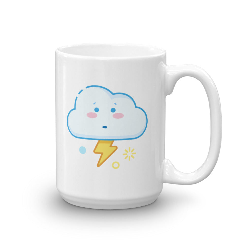 Weather Up Stormy mug