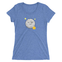 Load image into Gallery viewer, Weather Up Moon t-shirt (women's)