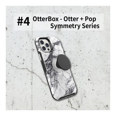 OtterBox - Otter + Pop Symmetry Series for iPhone 12/12Pro