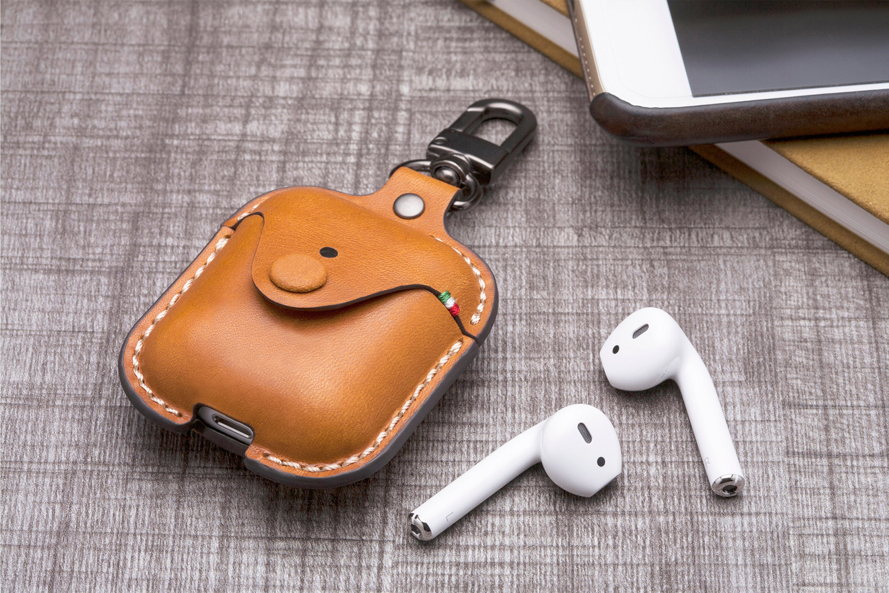 Electronics - Cozistyle - AirPods Leather Case