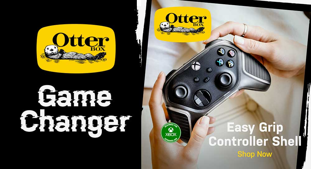 OtterBox - Easy Grip Controller Shell for Xbox