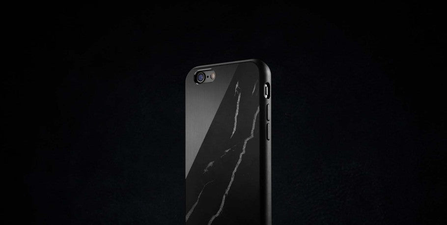 Mobile Phone - Native Union - CLIC MARBLE for iPhone SE 第2世代/8/7