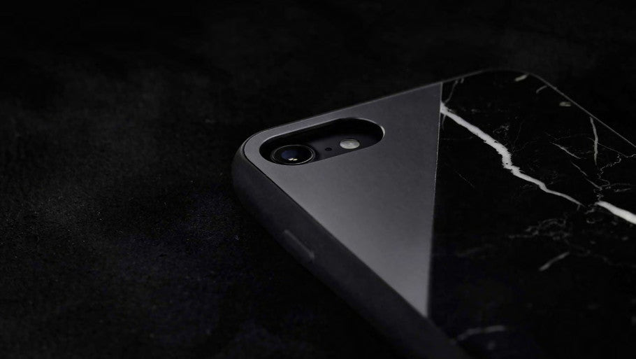 Phone - Native Union - CLIC MARBLE for iPhone SE 第2世代/8/7