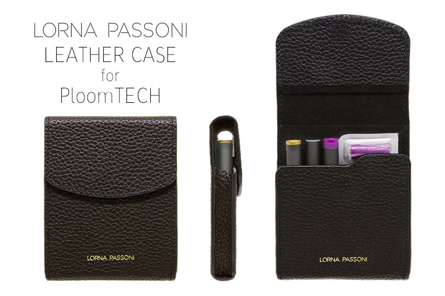 Electronics - LORNA PASSONI - Leather Case for Ploom TECH