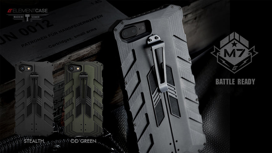 ELEMENTCASE『M7 for iPhone 8/7』