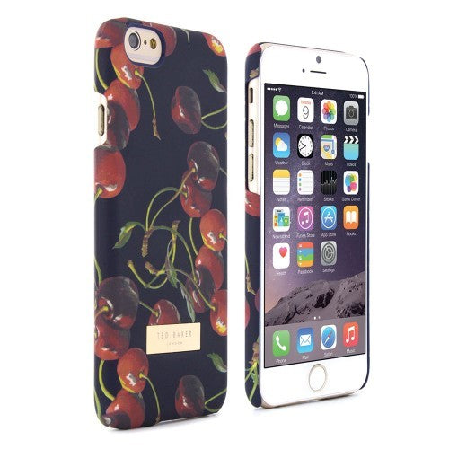 PORTAE Soft-Feel Shell for iPhone 6/6s - Cherries