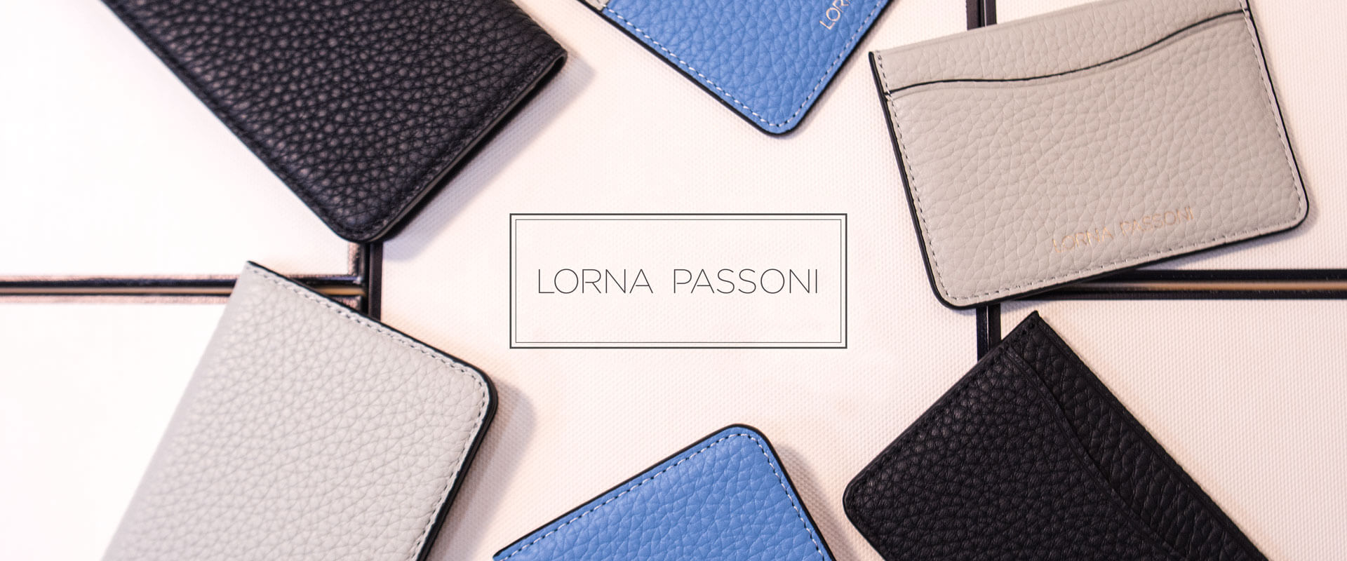 Accessory - LORNA PASSONI - Leather Folio Case for iPhone SE 第2世代/8/7 <1piu1uguale3>