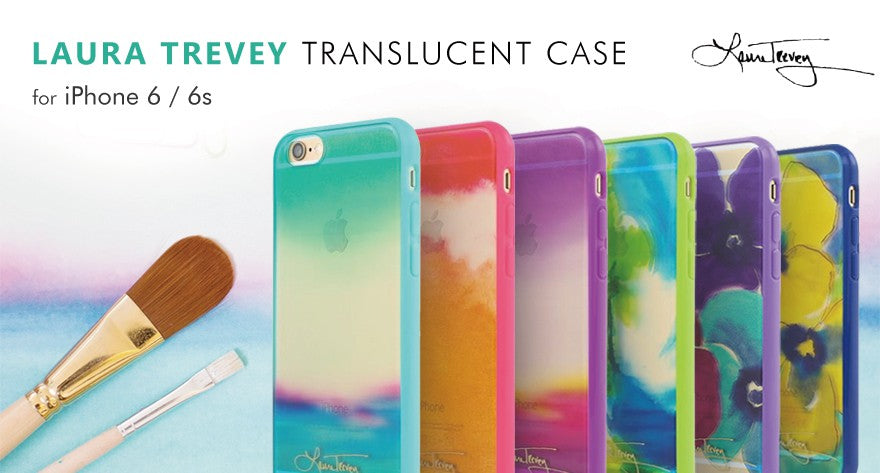 Electronics - Laura Trevey - Laura Trevey Translucent Case for iPhone 6s/6