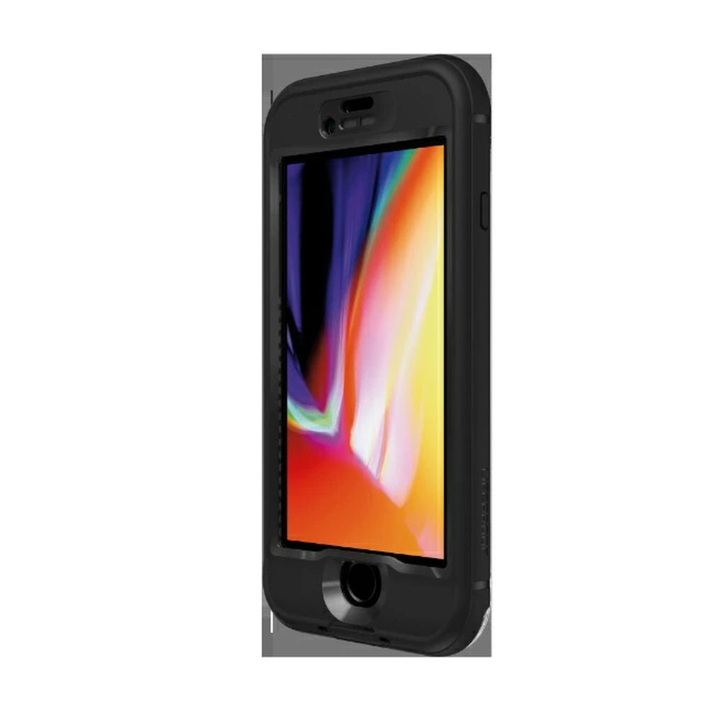 XSHELTER - LIFEPROOF NUUD for iPhone 8 専用 強化ガラス液晶保護フィルム0.33mm