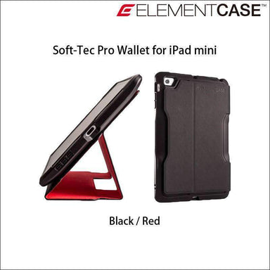 ELEMENTCASE - SOFT-TEC PRO for iPad mini / mini 2(Retinaディスプレイモデル) / ケース - FOX STORE