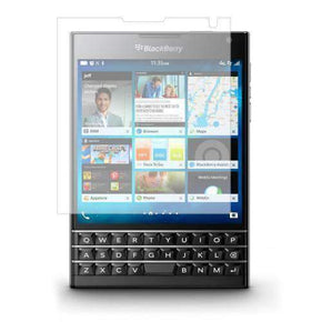 TRANSP - BlackBerry Passport 液晶保護PETフィルム 2枚入り - caseplay