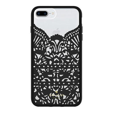 kate spade new york - Lace Cage Case for iPhone 8 Plus/7 Plus/6s Plus/6 Plus - caseplay