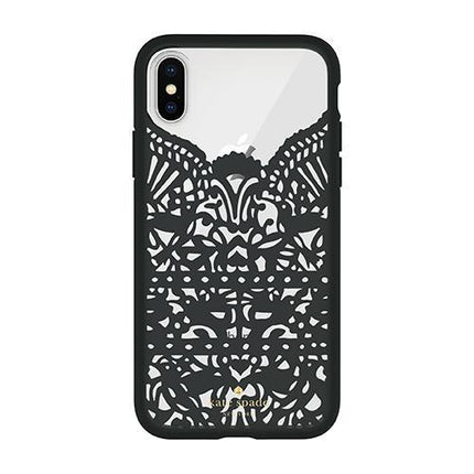 Lace Cage Case for iPhone XS/X