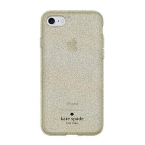 kate spade new york - Flexible Glitter Case for iPhone 8/7/6s/6 - caseplay