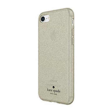 kate spade new york - Flexible Glitter Case for iPhone SE 第2世代/8/7/6s/6