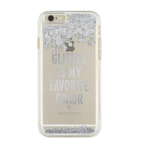 kate spade new york - Clear Liquid Glitter Case for iPhone 6s/6 - caseplay