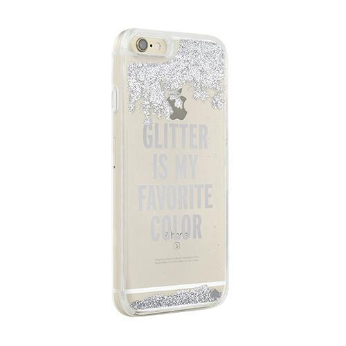 kate spade new york - Clear Liquid Glitter Case for iPhone 6s/6 / ケース - FOX STORE