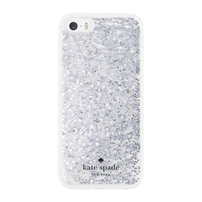 UPDATE Clear Glitter Case for iPhone 5s/5/SE - caseplay