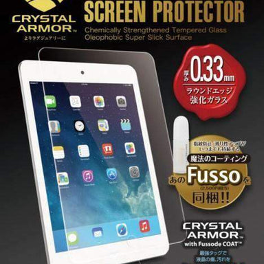 CRYSTAL ARMOR - for iPad mini with Fusso / 画面保護 - FOX STORE