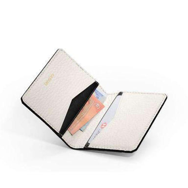 GILBANO - CREDIT CARD CASE OYSTER / ステーショナリー - FOX STORE