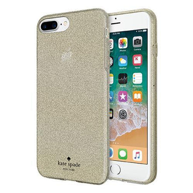 kate spade new york - Flexible Glitter Case for iPhone 8 Plus/7 Plus/6s Plus/6 Plus
