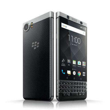 BlackBerry - KEYone Silver 32GB<当サイト限定:純正ケース+フィルム特典付き>